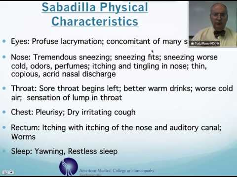 Sabadilla: Homeopathic Medicine -Tips For Beginners