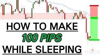 My OVERNIGHT Trading Strategy (make PROFITS while you sleep)