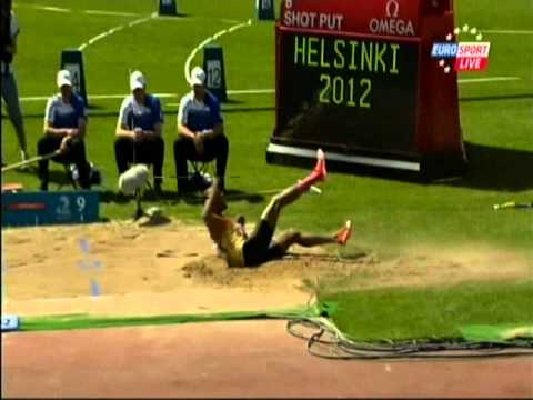 9m over Long Jump (Uzun atlama)