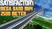 SATISFACTORY MEGA FÖRDERBAND MK4 Satisfactory Deutsch German Gameplay #44