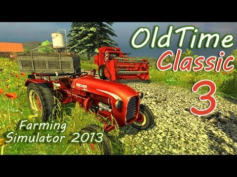 Farming Simulator 2013 3ч - Куры, трактор, и дела..