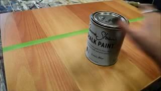 Chalk Paint Vs Ikea Furniture