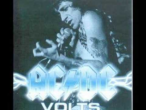 AC/DC - Dirty Eyes