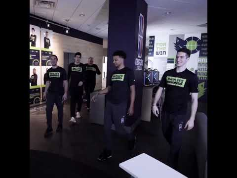 T-Wolves Gaming Unveils New State-Of-The-Art Training Center