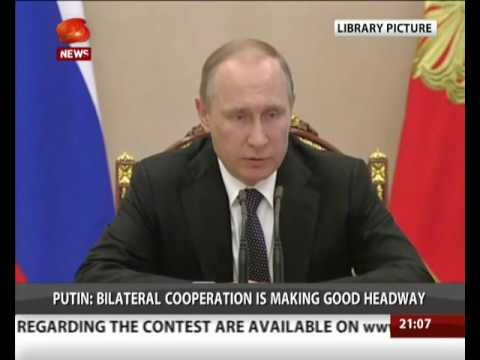 Russia remains India's leading military supplier: Vladimir Putin