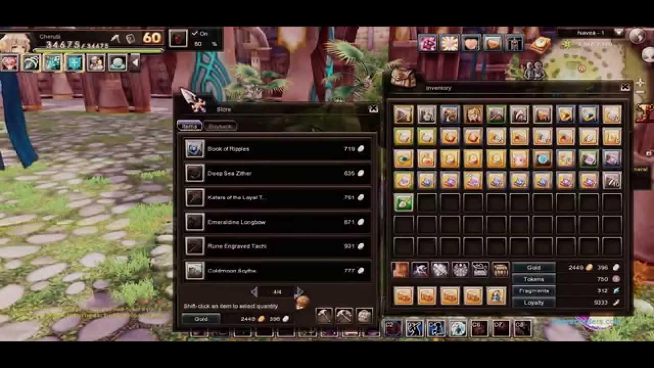 aura kingdom how to get fragments