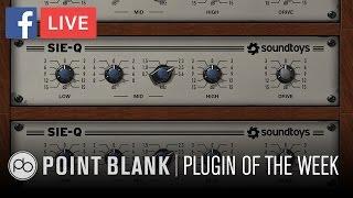 Plugin of the Week: Soundtoys Sie-Q
