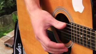 Самоучитель игры на гитаре: Урок 2
