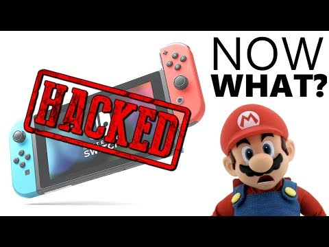 The Switch has been hacked, and there's no going back!