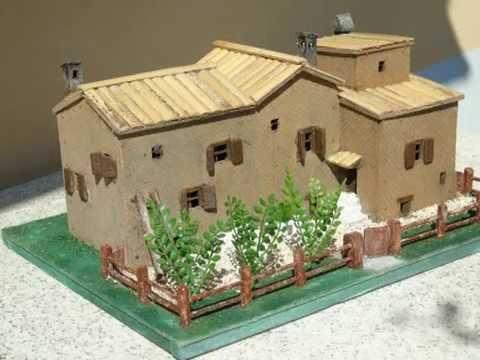 Casette in miniatura in legno riciclato 2 youtube for Case di legno rumene