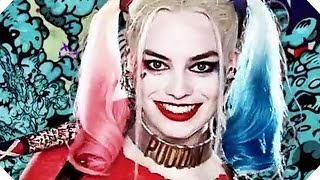 SUICIDE SQUAD Characters TRAILER 2016