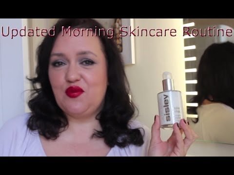 Morning Skincare Routine - April - Rougepout
