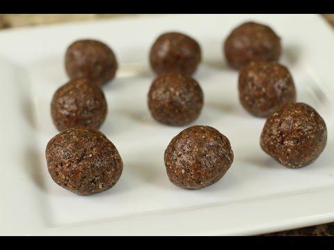 (No Bake) Protein Power Balls | Gluten Free | Paleo by Rockin Robin