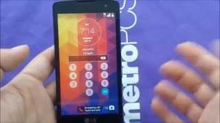 LG Leon Hard Reset For Metro pcs/T-mobile