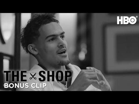 The Shop: Uninterrupted | Trae Young's First All-Star Game (Season 3 Episode 1 Bonus Clip) | HBO