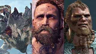 Download Video GOD OF WAR 4 - All Bosses / Boss Fights + Ending MP3 3GP MP4