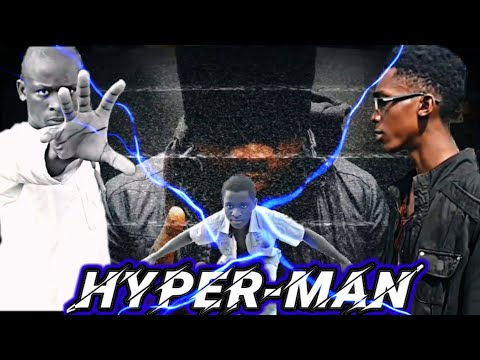 HYPER-MAN (Ep4) : L'Energie Spirituelle