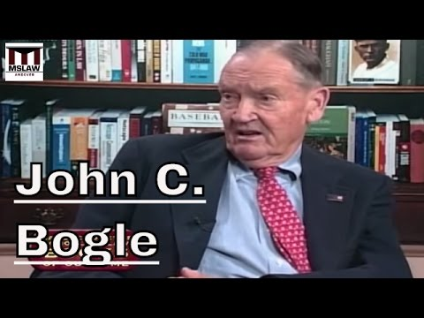 John C. Bogle - The Battle for the Soul of Capitalism