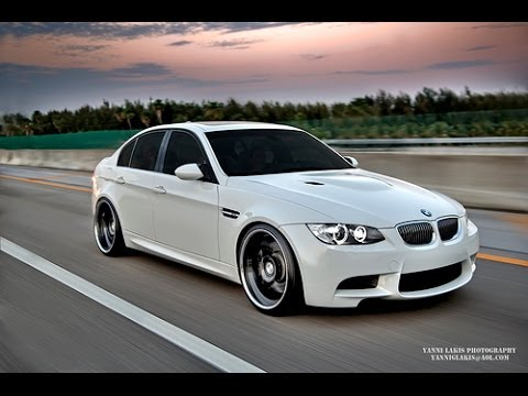 Bmw 3 Series E90 Stance Wheels Evolution Youtube