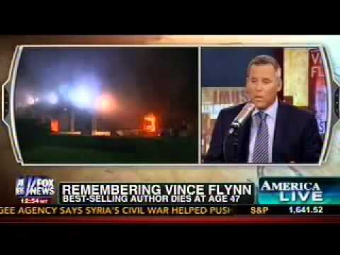 Vince Flynn Dead at 47 After Battle with Prostate Cancer, Best-Selling Author - (June 19, 2013)