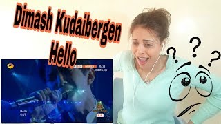 Download Dimash Kudaibergen《Hello》/Reaction Mp3 and Videos