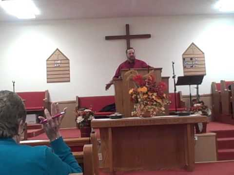 Homecoming 2015  Sermon  Who Says You Can't Go Home