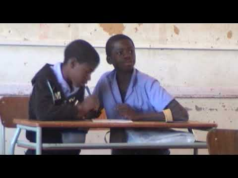 """Namibia Sport Project 2008 """"Project movie"""" Sport for Development"""