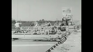 Building a Highway 1948 Encyclopaedia Britannica Film