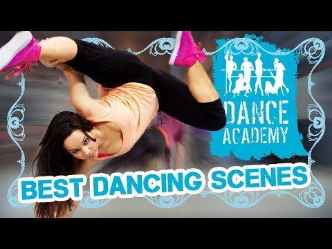 Dance Academy: Abigail Learns How To Dance Hip Hop | Best Dancing Scenes