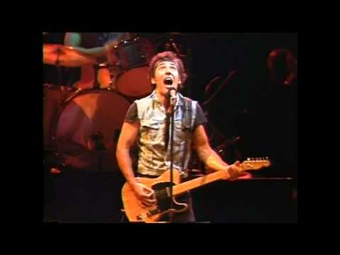 Bruce Springsteen - Cadillac Ranch - Live at CNE Grandstands '84 (Blu-ray)