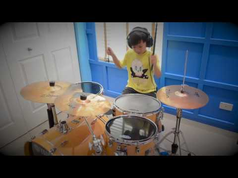 My Chemical Romance  Teenagers Drum