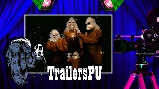 Star Wars Holiday Trailer + Wookiee Masturbation
