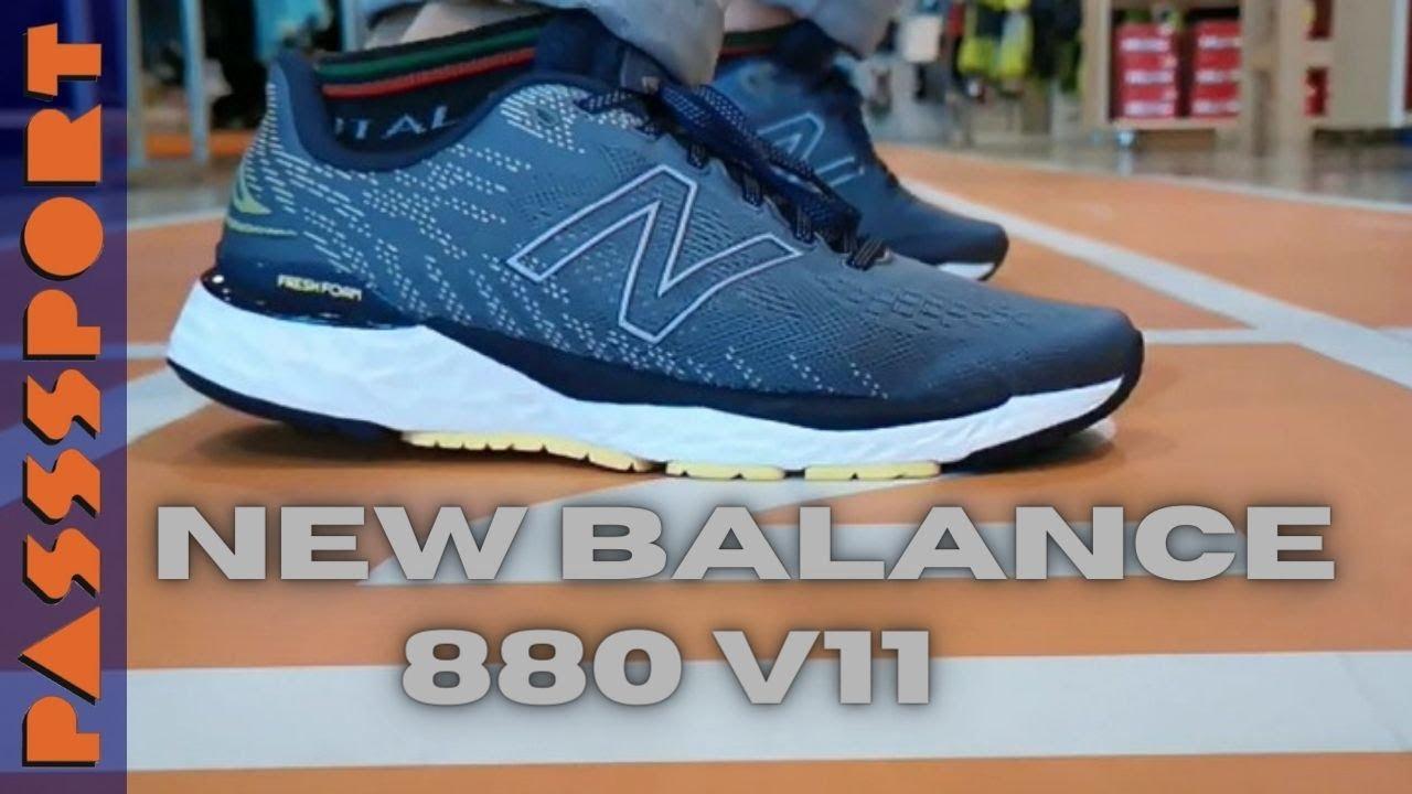 New Balance 880 V11. Confronto e recensione Italia
