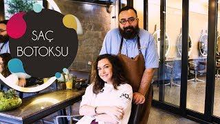 Saç Botoksu Bakım Uygulaması Nasıl Yapılır? | Kız Kulisi | Yeşim Makzume