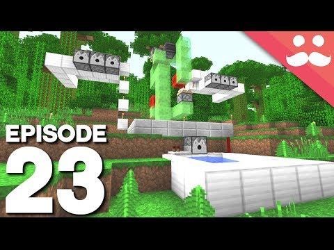 Hermitcraft 5: Episode 23 - I AM THE TRAP MASTER!