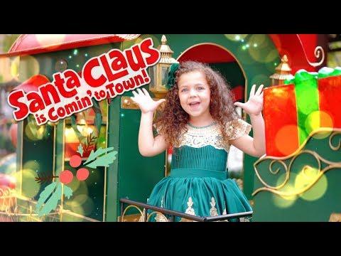 Sophie Fatu - Santa Claus is Coming to Town
