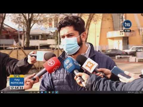 Indignación por video  de niña de 3 años obligada a fumar en Talcahuano