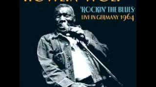 Watch Howlin Wolf Howlin For My Darlin video