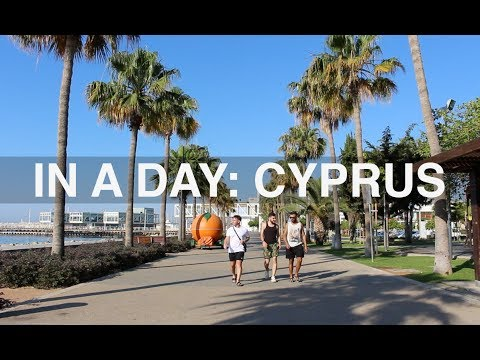In a day: Cyprus