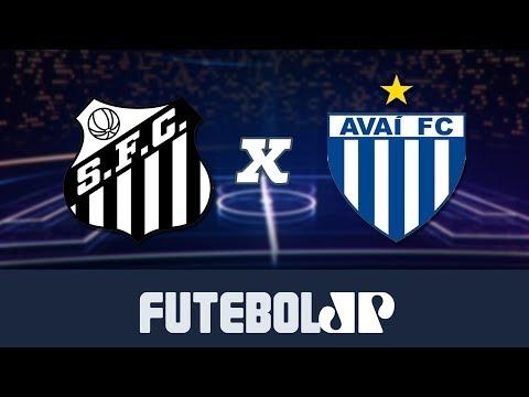 AO VIVO - Santos x Avaí | Campeonato Brasileiro - 28/07/19