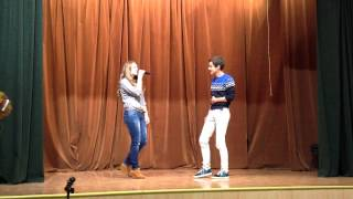 Mezo & Kasia Wilk - Sacrum (cover by Karolina & Lukash)