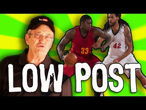 OWN the LOW POST!  (Low Post Moves) -- Shot Science Basketball