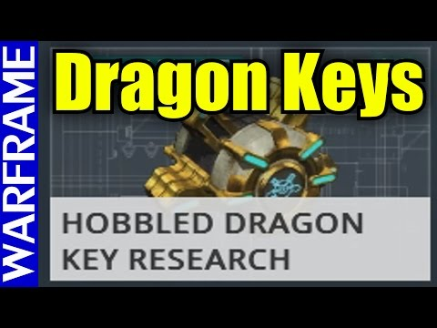 Quick Warframe How To Get Dragon Keys Guide Video [1080HD]