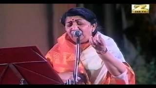 Lag Ja Gale Lata Mangeshkar Live HD 720P]   YouTube