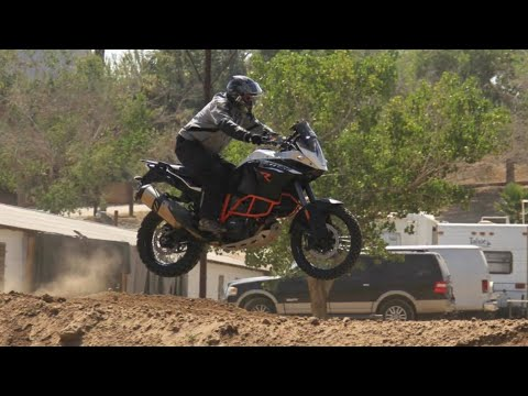 Motoz Rallz Tractionator Adventure Tire 2k Mile Review Vlog - Real World Footage