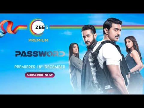 Password   Official Trailer   Premieres 18th Dec on ZEE5