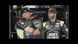 El Cajon's Jimmie Johnson Parts Way with Chad Knaus After 17 years