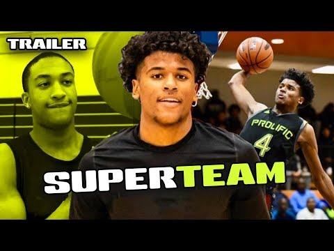 Jalen Green Leads The #1 Ranked SUPERTEAM! The TRUE STORY Of Prolific Prep 😱 *Official Trailer*