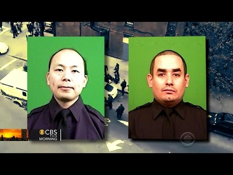 NYC Gunman Issued Warning Moments Before Killing Two NYPD Officers