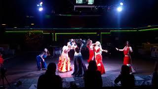Международный конкурс по восточным танцам